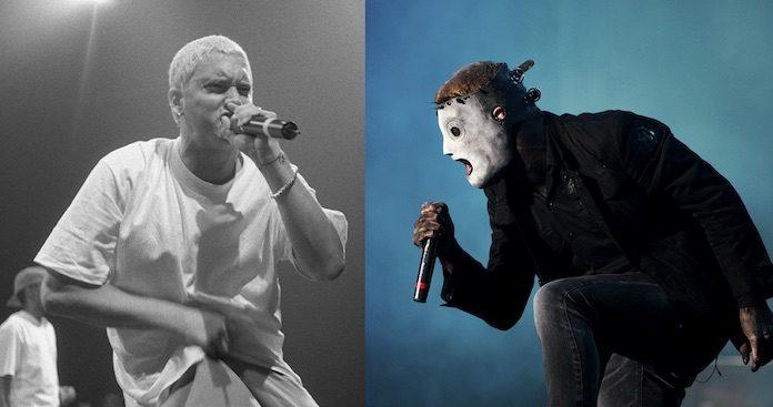 Eminem e Slipknot