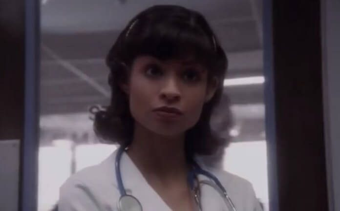 Vanessa Marquez em Plantão Médico