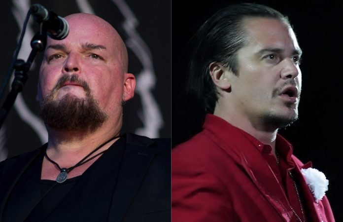 Alain Johannes e Mike Patton (Faith no More)