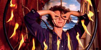 David Bowie ZEROES Capa