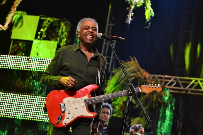 Gilberto Gil no Coala 2018
