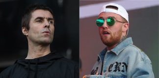 Liam Gallagher e Mac Miller