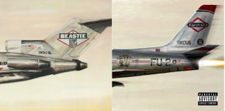 Licensed to ill (Beastie Boys) e Kamikaze (Eminem)