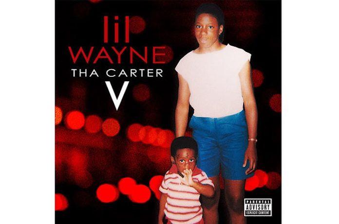 Lil Wayne - Tha Carter V capa
