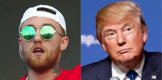 Mac Miller e Donald Trump
