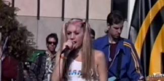 No Doubt em 1994 (Gwen Stefani)