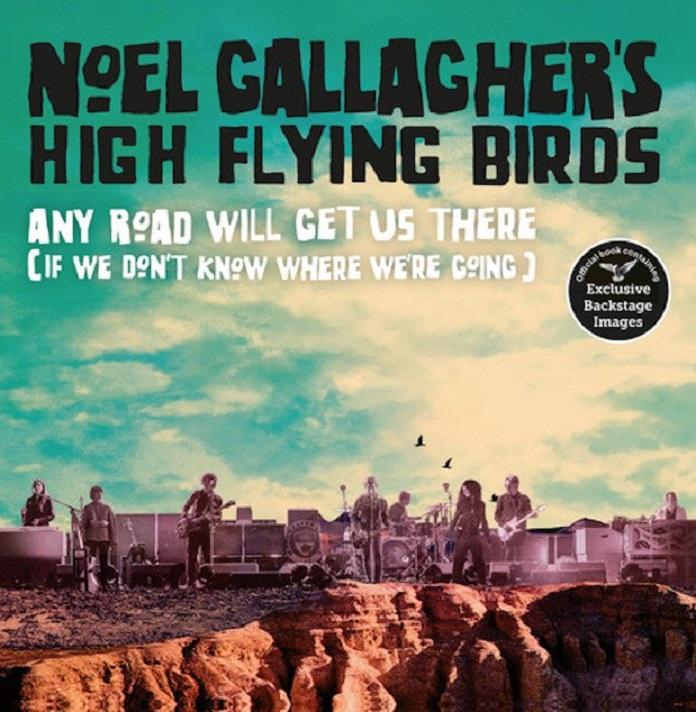 Noel Gallagher Livro Turnê Disco