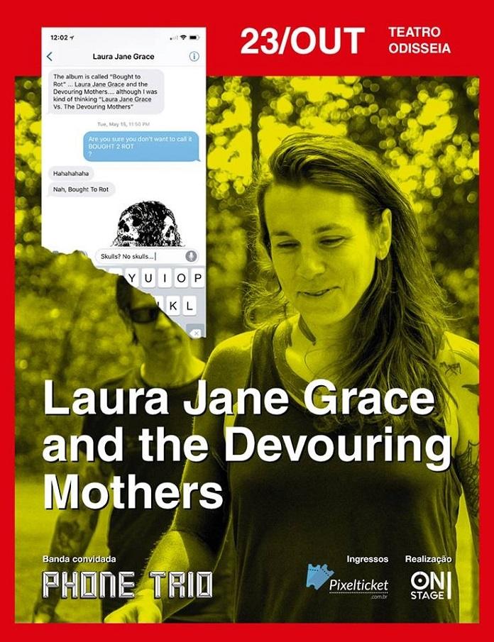 Poster Laura Jane Grace RJ