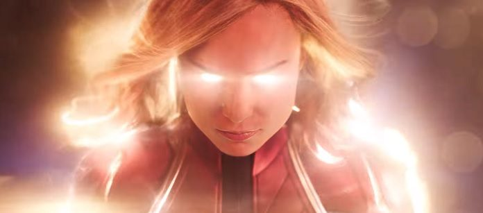 Trailer Capitã Marvel