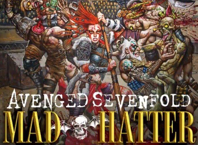 Avenged Sevenfold - Mad Hatter