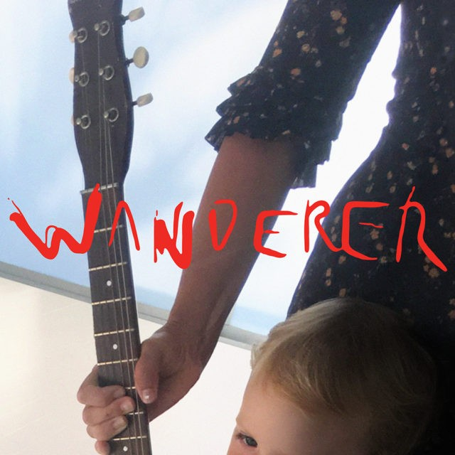 "capa do disco ""wanderer"" da cat power"