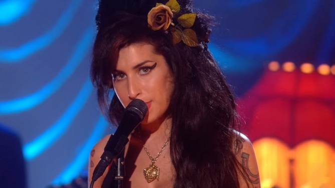 Documentário Back To Black, Amy Winehouse