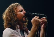 Eddie Vedder em 2006