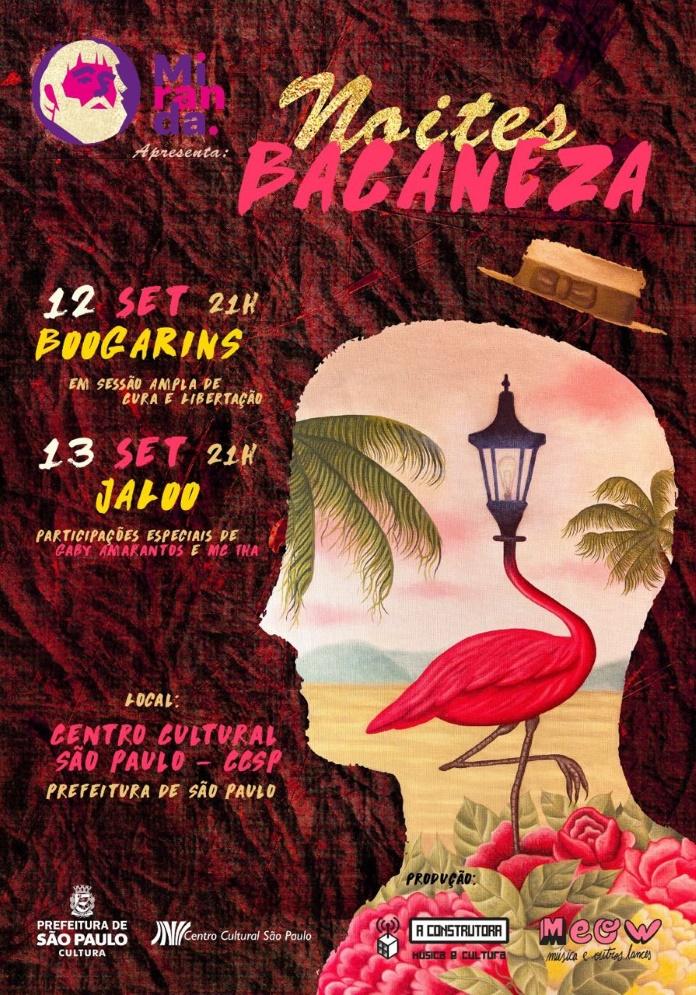 Festival Noites Bacaneza