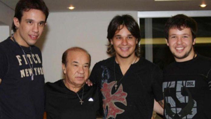 Franco Scornavacca com o KLB