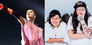 Shirley Manson (Garbage) e Far From Alaska