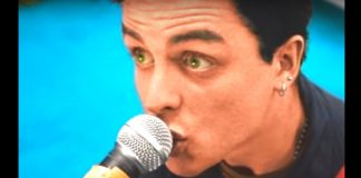 "Clipe de ""Basket Case"", do Green Day"