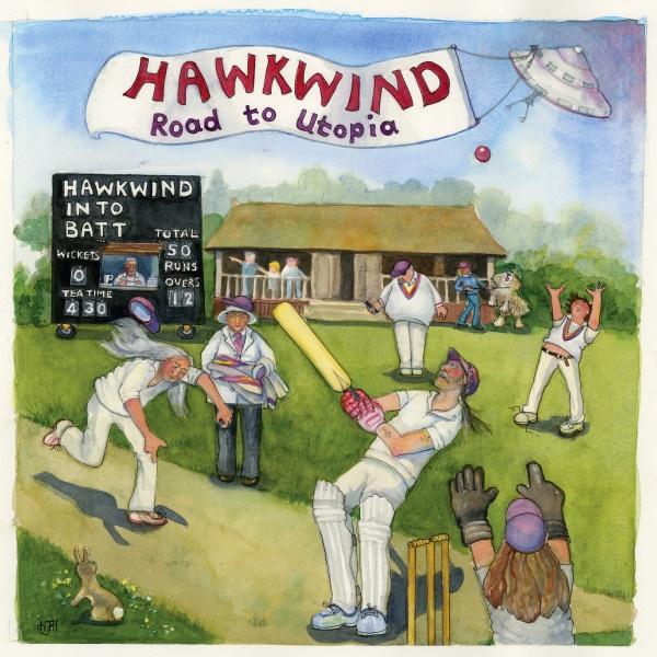Hawkwind - The Road To Utopia