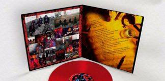 Korzus - Ties Of Blood em vinil vermelho