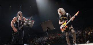 Metallica toca Garbage em show