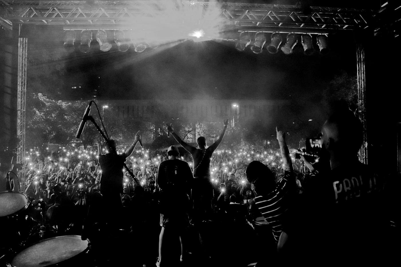 Djonga no Festival Palco Ultra 2018 (Foto por Aline Krupkoski)