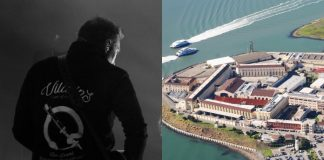Queens Of The Stone Age em San Quentin