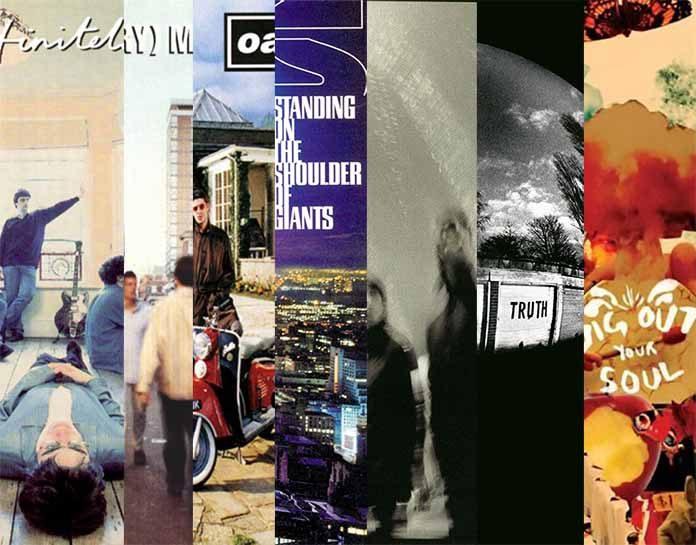 OasisDiscografia do Oasis