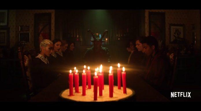 Teaser da nova adaptação de Sabrina na Netflix