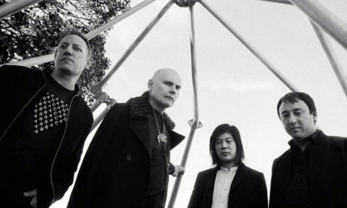 Smashing Pumpkins 2018