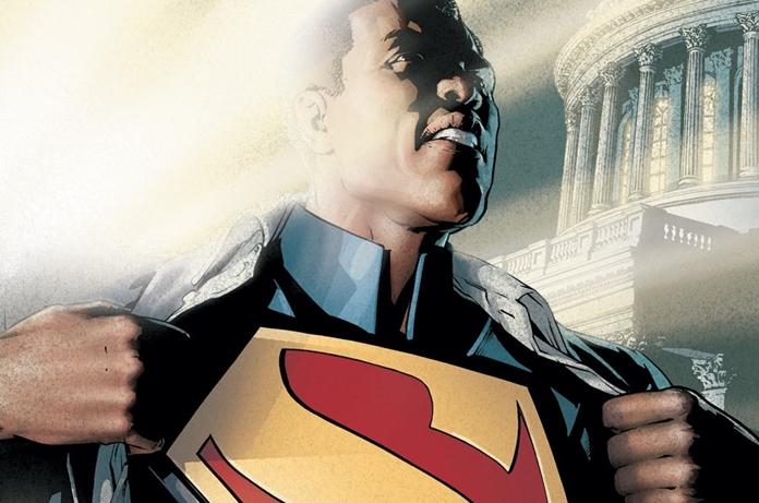 Afinal, poderemos ter um Superman negro nos cinemas?