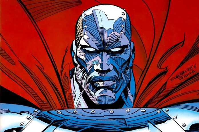 John Henry Irons, outro Superman negro nas HQs
