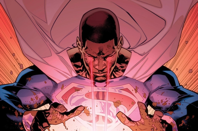 Val-Zod, o Superman da Terra 2