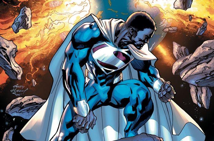 Val-Zod, um dos Superman negros nas HQs