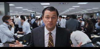 """Leonardo DiCaprio em """"O Lobo de Wall Street"""""""