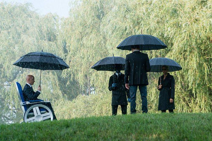 Velório indica a morte de algum dos X-Men