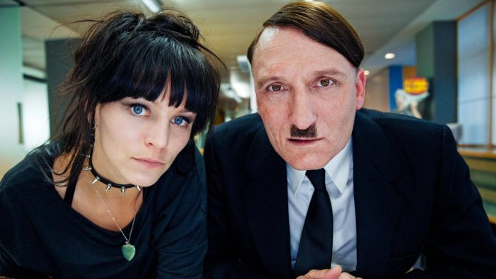 Filme sobre a volta de Hitler