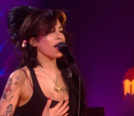 Amy Winehouse show inédito Londres