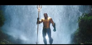 Aquaman Trailer estendido