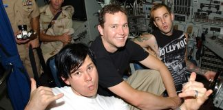 Blink-182 com Tom DeLonge