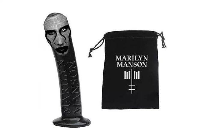 Dildo do Marilyn Manson que coisa HORRÍVEL