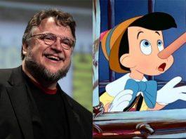 Guillermo del Toro e Pinoquio
