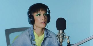 Halsey - Without Me entrevista