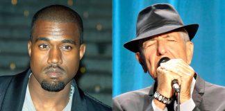 Kanye West e Leonard Cohen