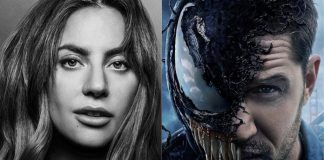 Lady Gaga em Nasce uma Estrela e essa porcaria de Venom