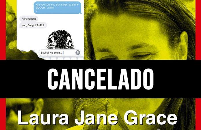 Laura Jane Grace no RJ Cancelado