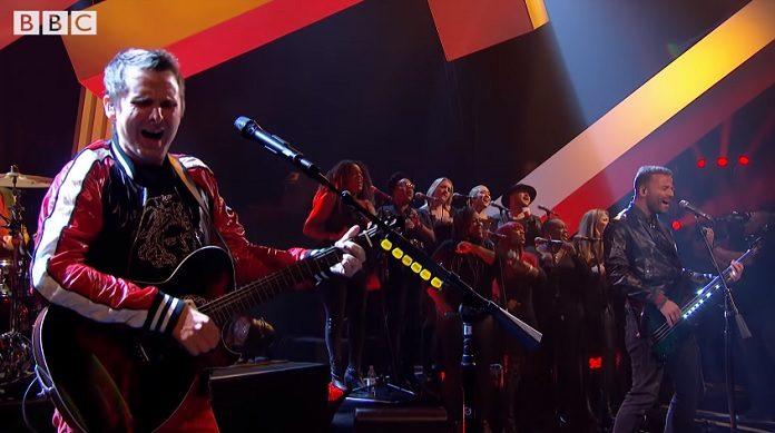 Muse Dig Down Jools Holland