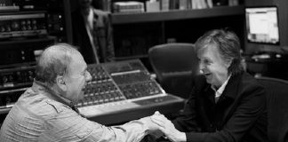 Paul McCartney e Geoff Emerick