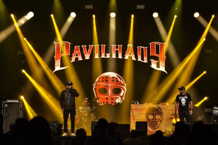 Pavilhão 9 com Cypress Hill em SP-3