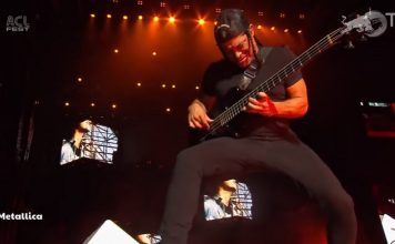 Rob Trujillo (Metallica)