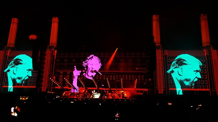 Roger Waters em SP 5